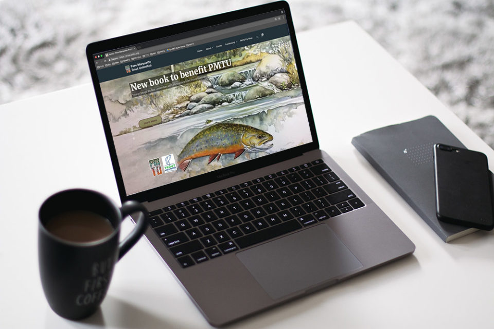 Pere Marquette Trout Unlimited website